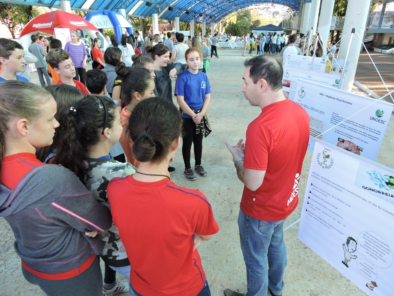 Dia Mundial da Saúde foi comemorado nesta sexta-feira em São Miguel do Oeste