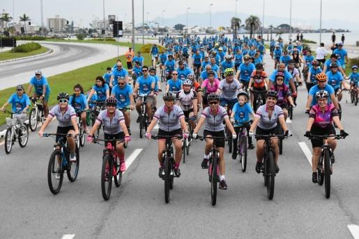 Sesc promove passeios ciclísticos em todas as regiões de SC no Dia do Trabalhador