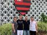 Guaraciabense Diego Ritter atuará pela Base do Flamengo