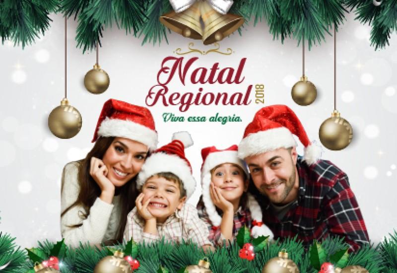 Definida programação do Natal Regional 2018 de São Miguel do Oeste