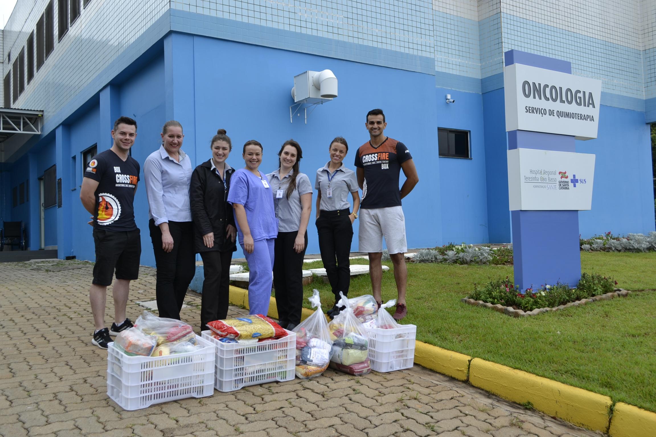 Oncologia recebe doações de campanha do Novembro Azul