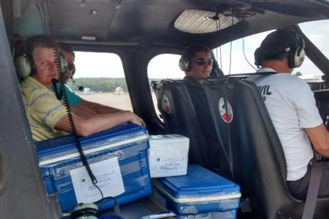 Estado catarinense lidera doações de órgãos em todo o país