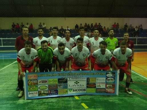 União São Francisco estreia na Segunda Fase de Copa Ric Record de Futsal