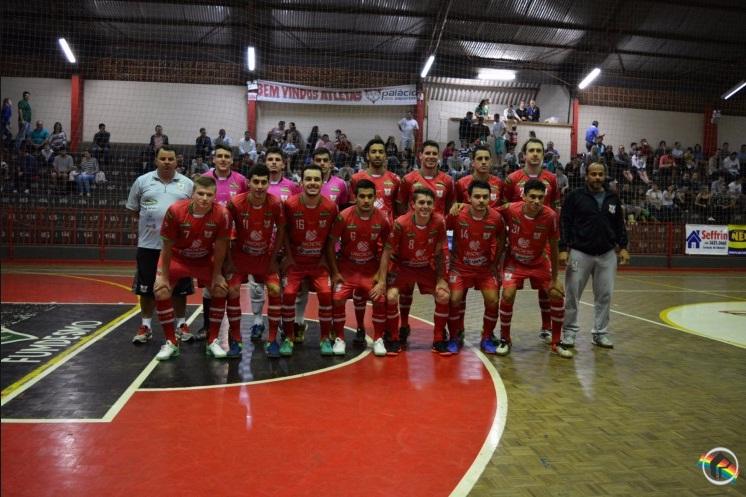 Asme perde mais uma na Liga Catarinense de Futsal