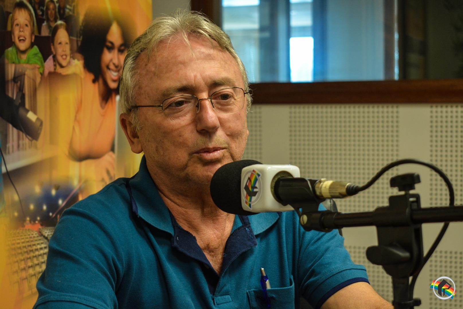 Padre Ivo Oro participa do Retrato Falado