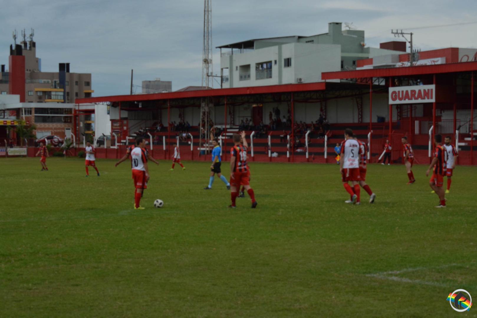 Guarani folga na primeira rodada do Campeonato Estadual de Amadores