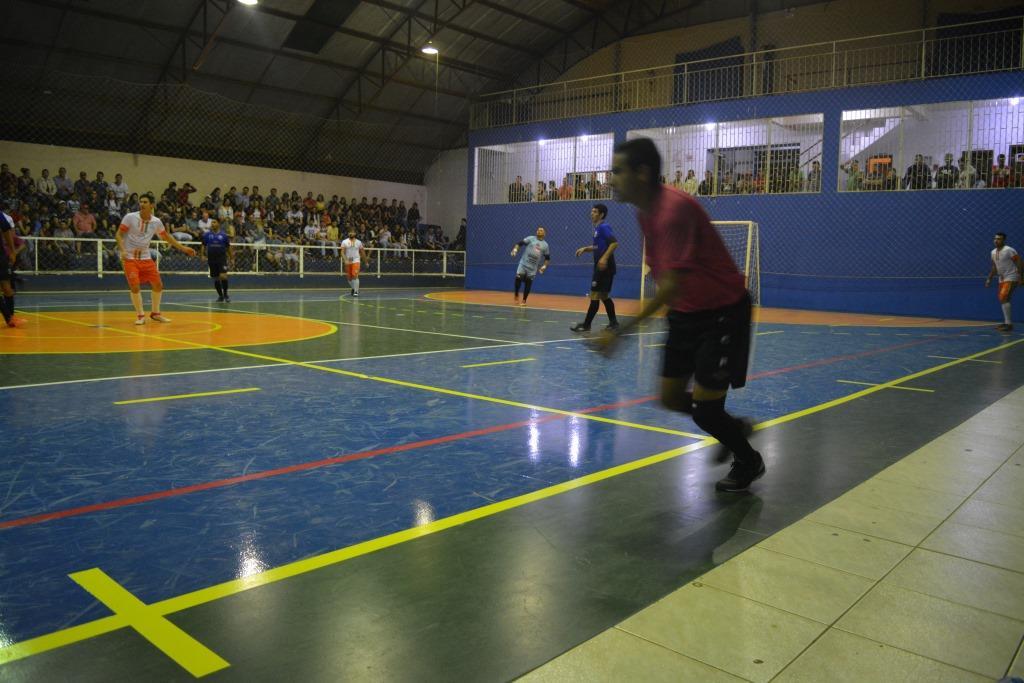 Encerrada Taça Turim Insumos de Futsal
