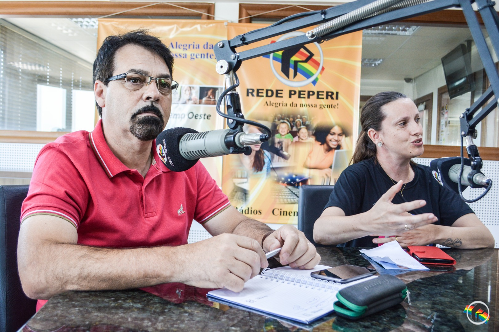 VÍDEO: Peperi fala sobre as ações do Novembro Azul