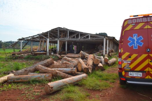 Trabalhador é morto a tiros em tentativa de assalto, em Xanxerê