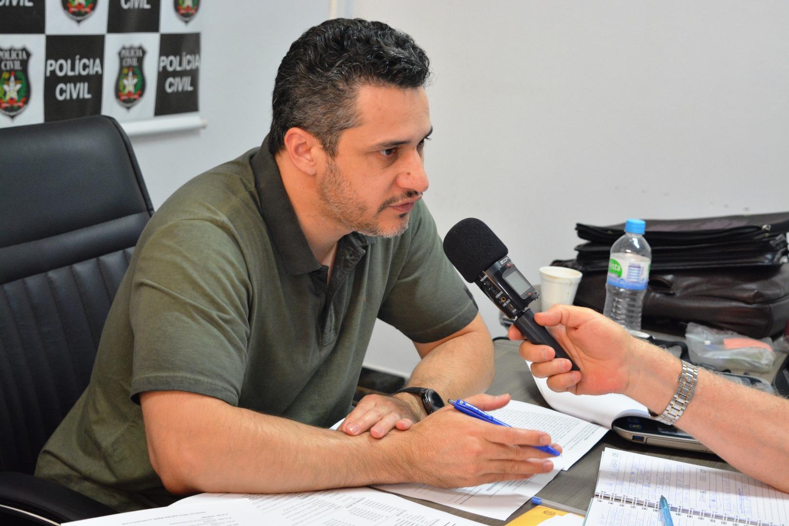 Delegado fala sobre as investigações dos crimes ocorridos no município