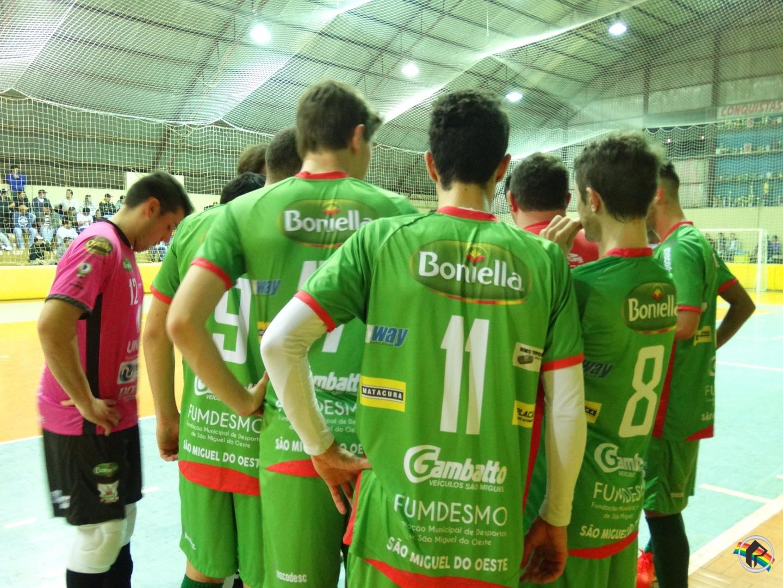 Asme vence e está na final do regional de Futsal 2017