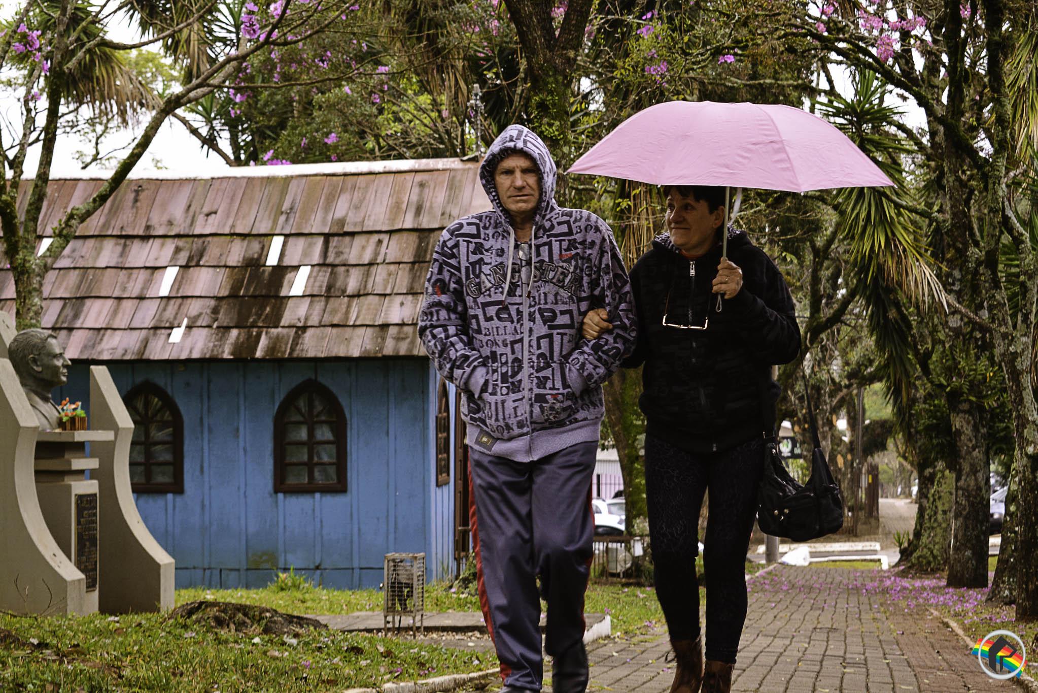 Chuva deve continuar no início da semana em SC