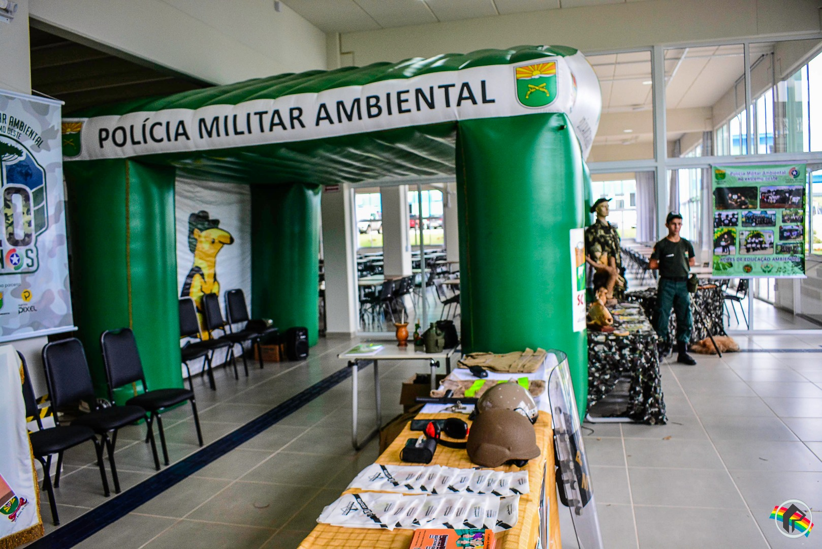 Unoesc realiza mais uma edição da Feira das Profissões em São Miguel do Oeste