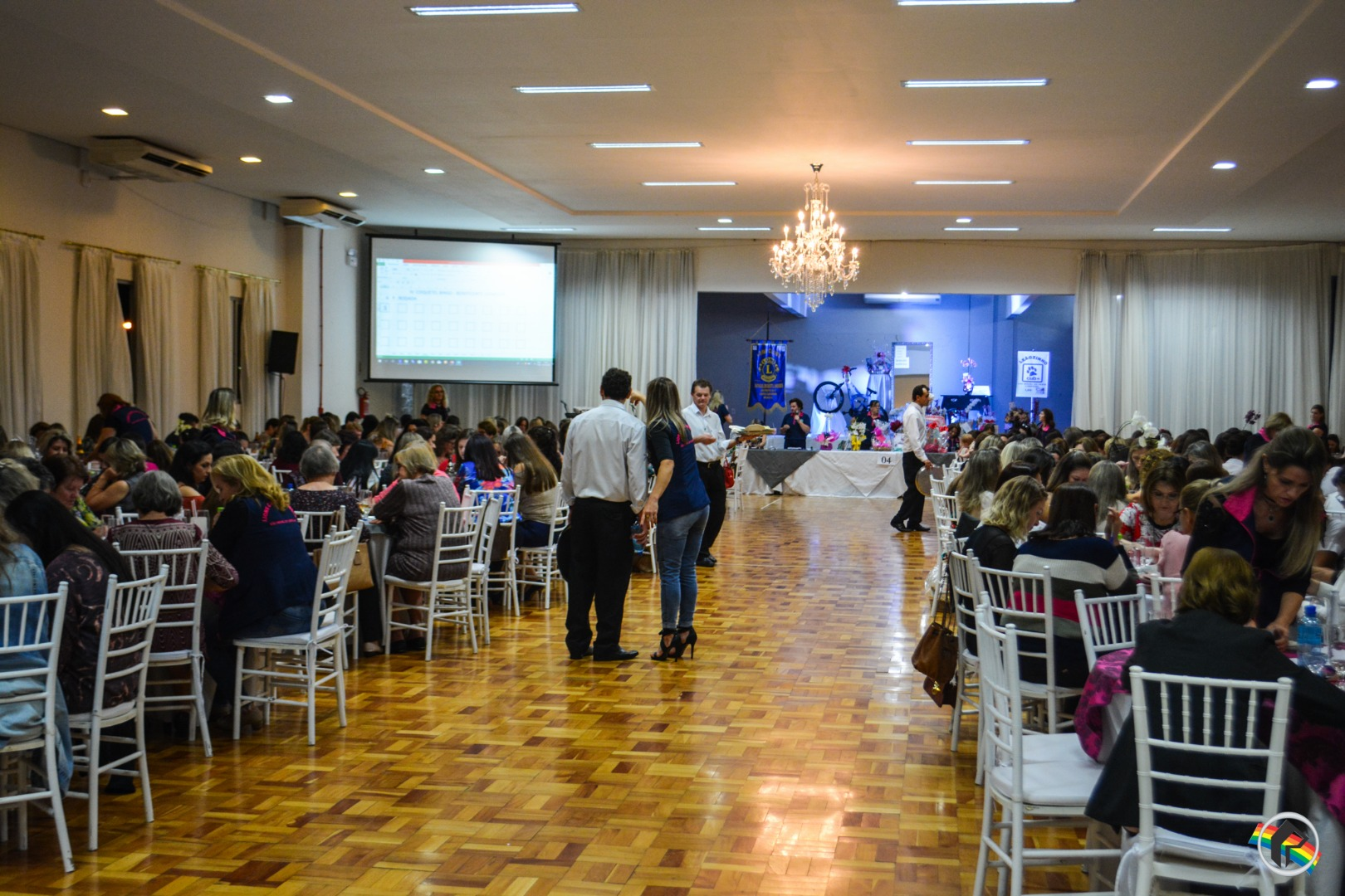Bingo Beneficente das Lionesses reúne 400 pessoas