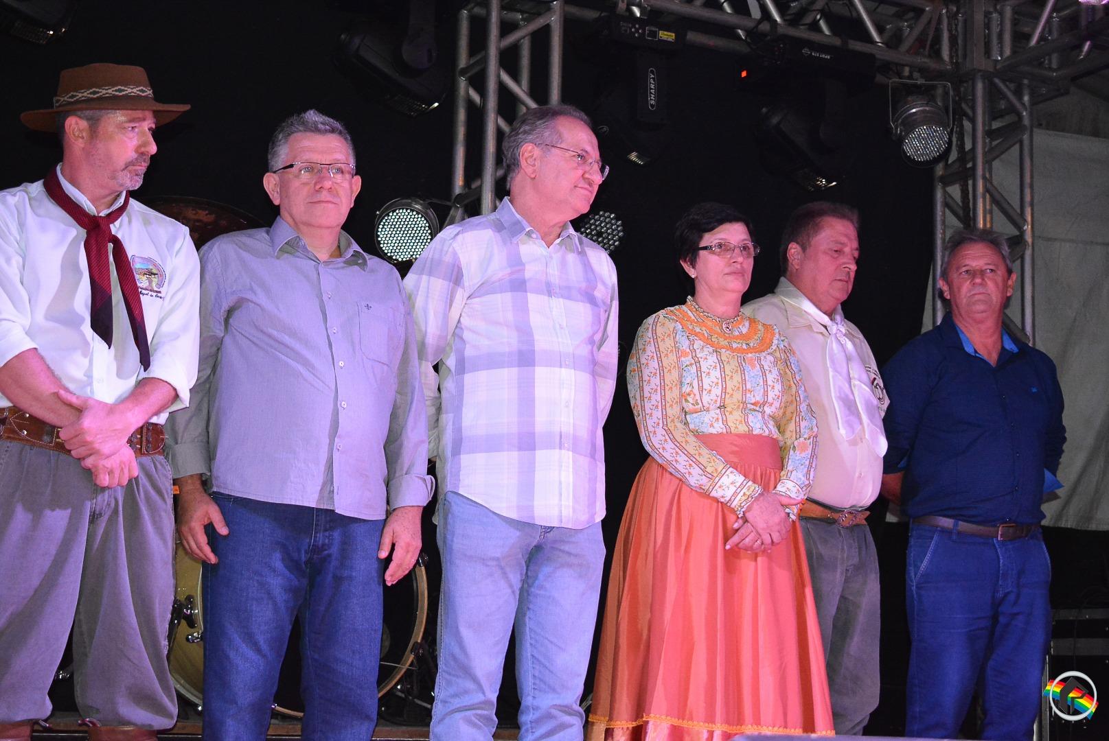 20º São Miguel Tchê é aberto oficialmente