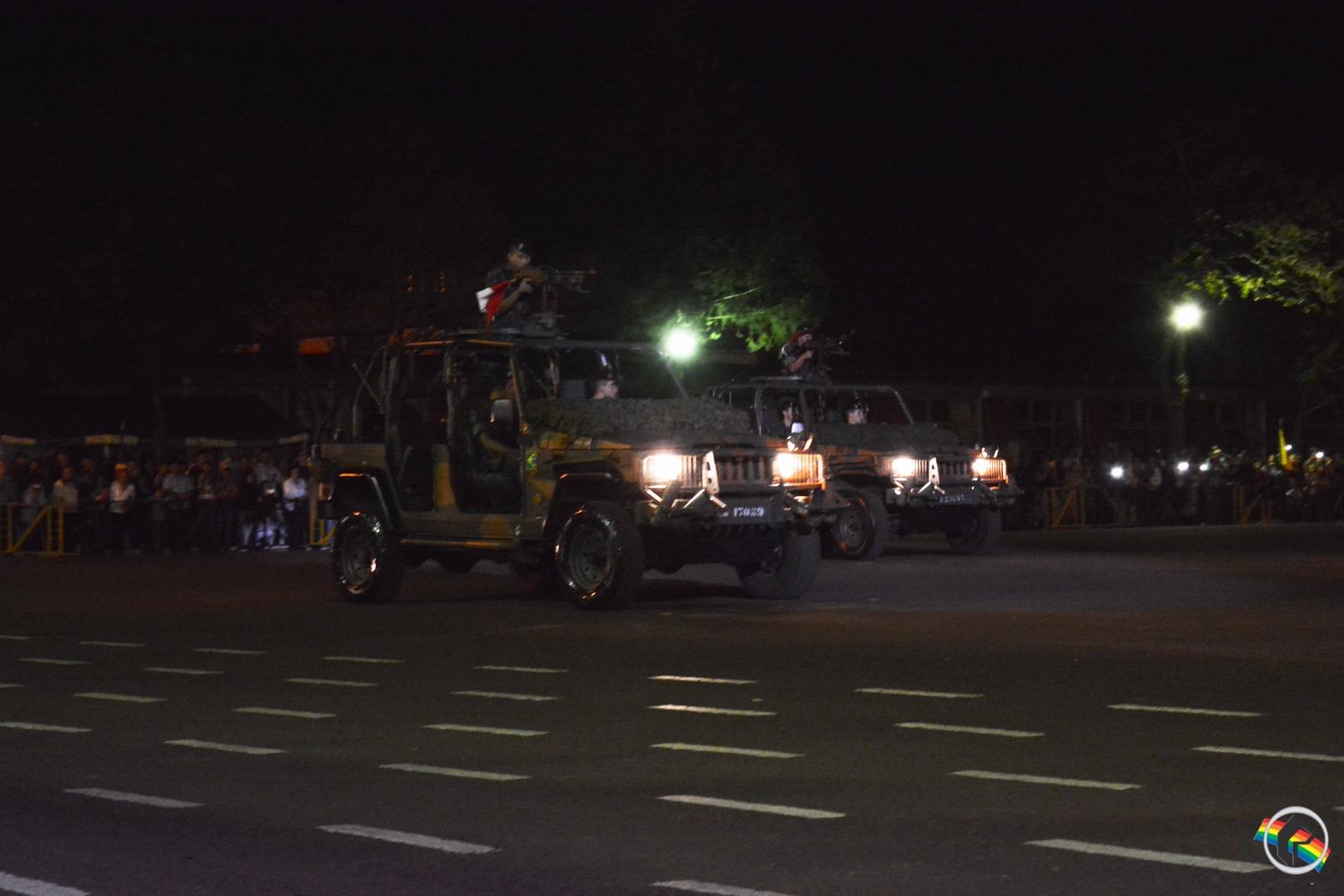 14º RCMec de São Miguel do Oeste realiza entrega da Boina Preta