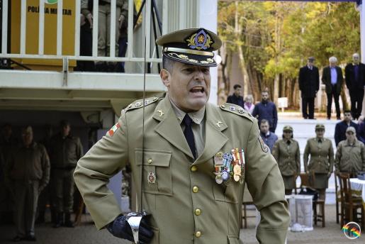 VÍDEO: Marcelo de Wallau assume comando do 11ºBPM/Fron
