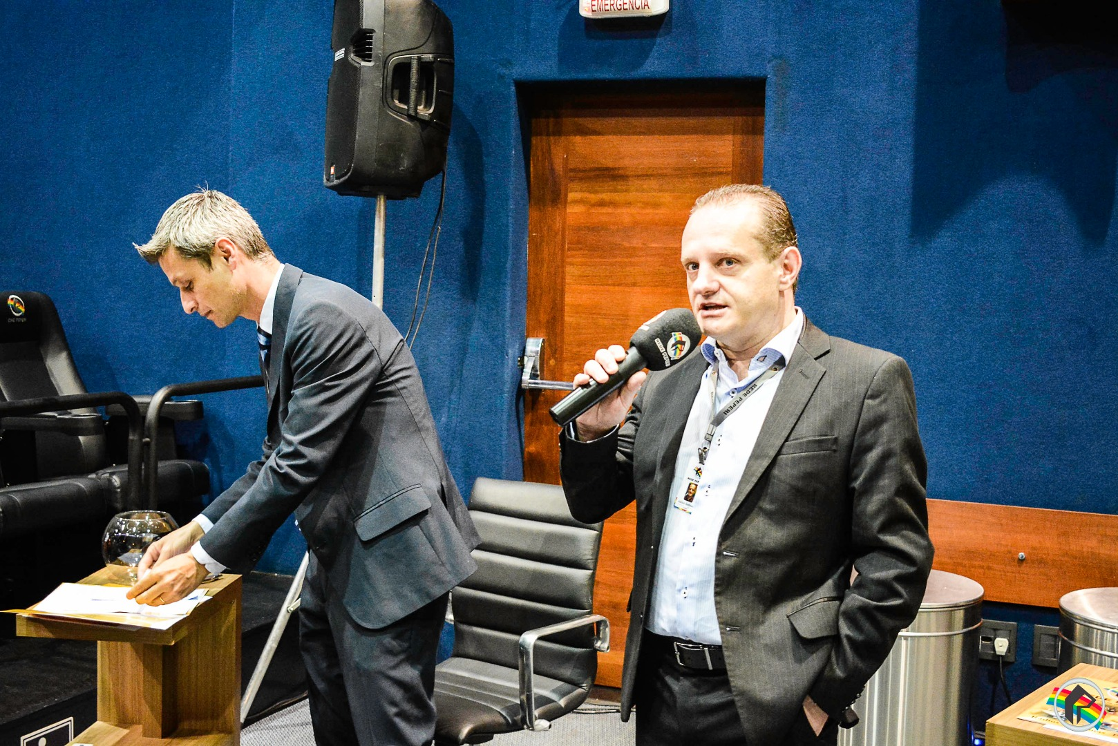 AO VIVO: Nove candidatos a Deputado Federal participam de debate na Peperi