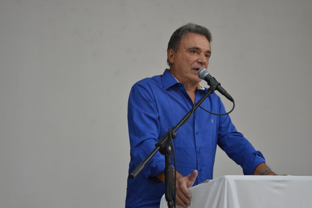 Cerca de 400 pessoas participam de palestra com Álvaro Dias em Campo Erê
