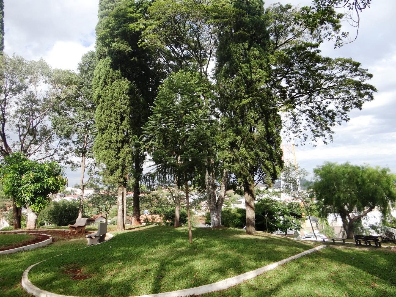 Projeto prevê a revitalização da praça Reinoldo Ruschel de Iporã do Oeste