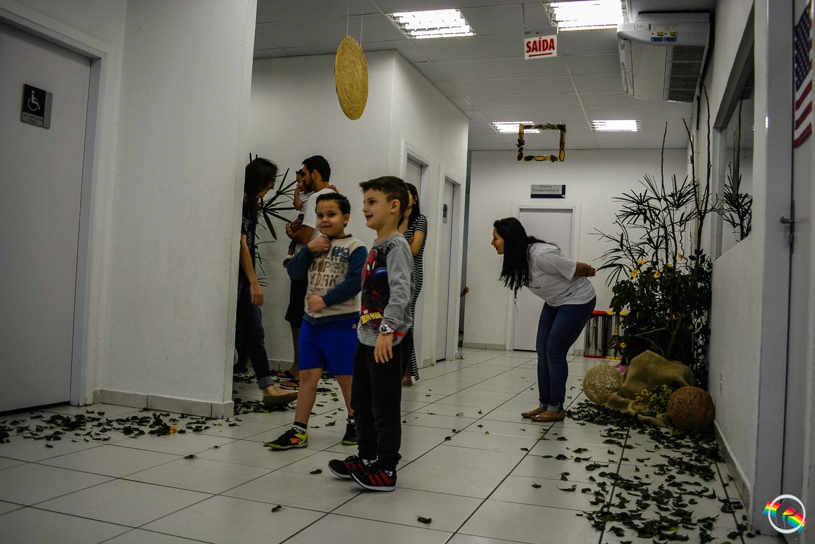 Escola do Sesc realiza amostra do Projeto Mãe Terra