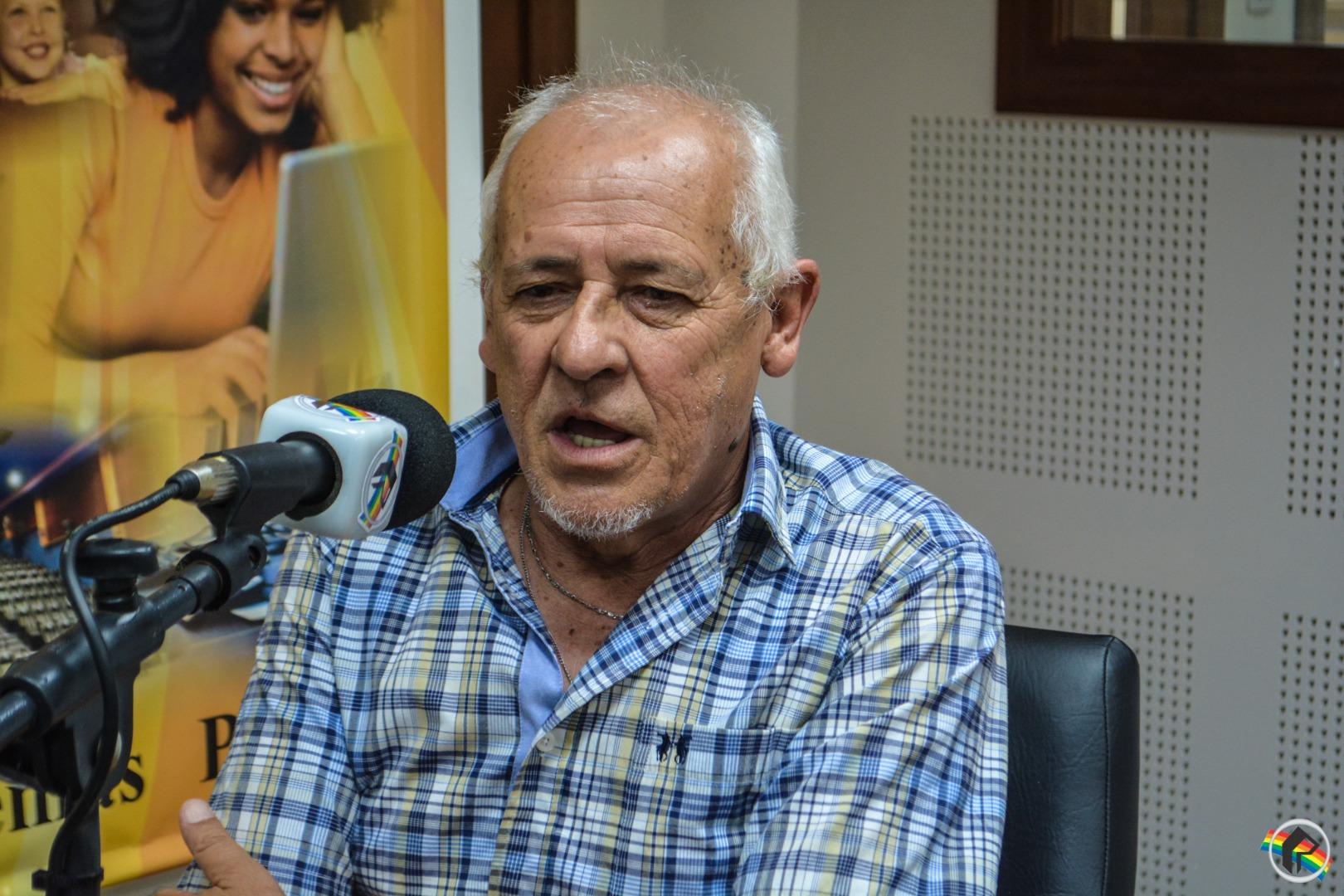 OUÇA; Retrato Falado recebe o taxista Magrão