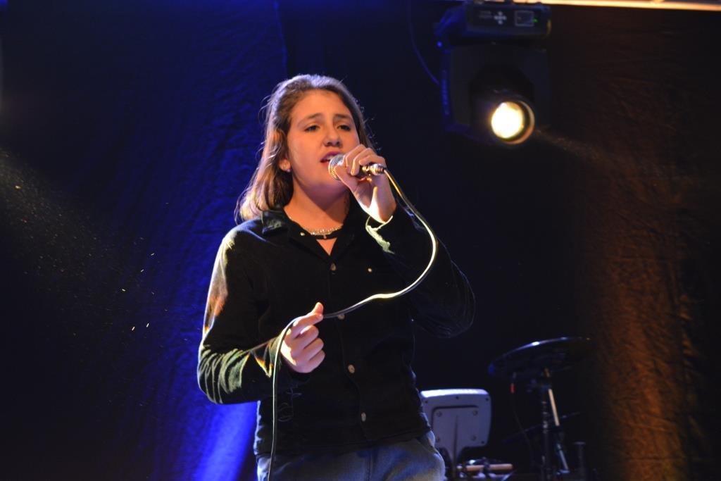 Público prestigia mais uma edição do Canta Saltinho