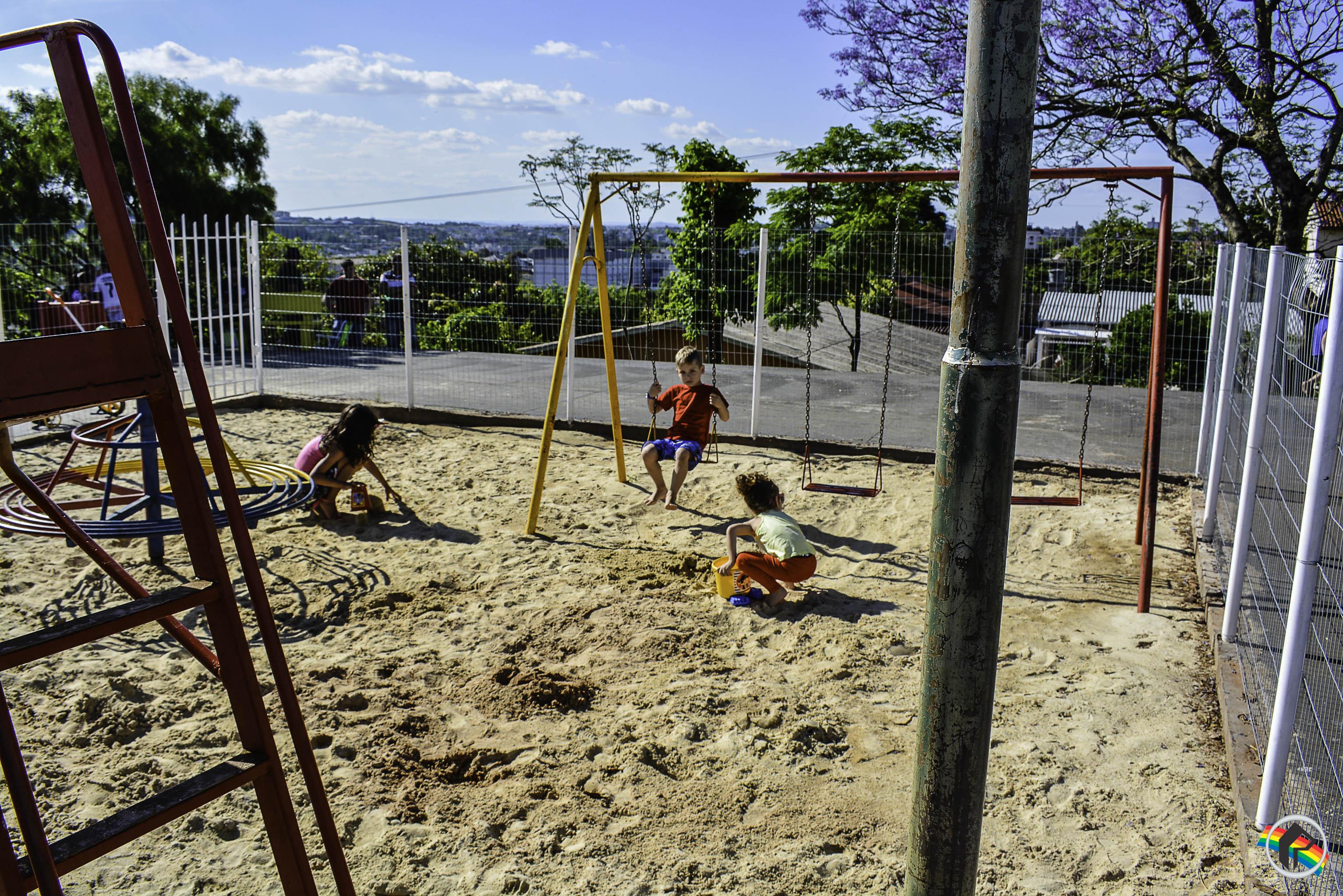 Programação especial marca entrega de praça revitalizada no bairro São Jorge