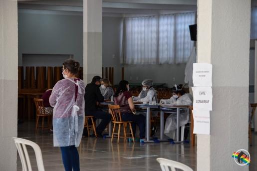 OUÇA: São Miguel do Oeste inicia testes rápidos de Coronavírus na população