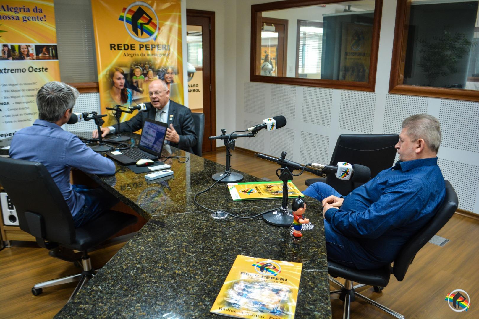 Cartilha Voz Única da Facisc é o assunto do Peperi Entrevista