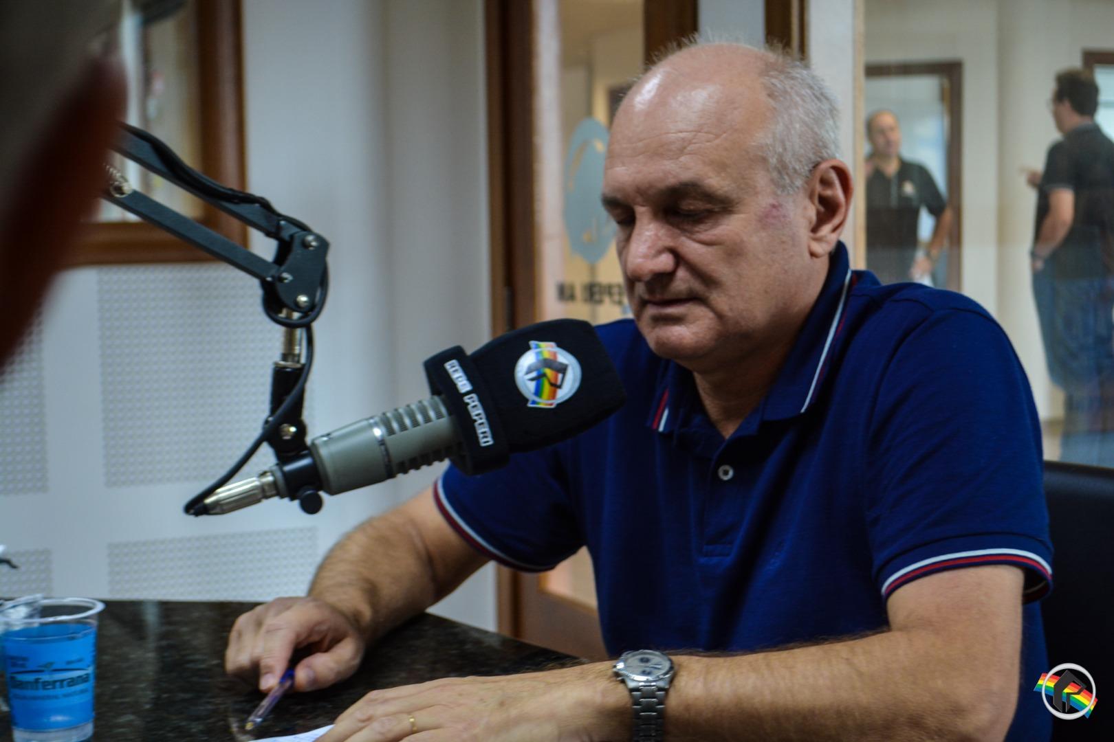 Peperi fala das ações civis públicas envolvendo as obras das BRs 282, 158 e 163