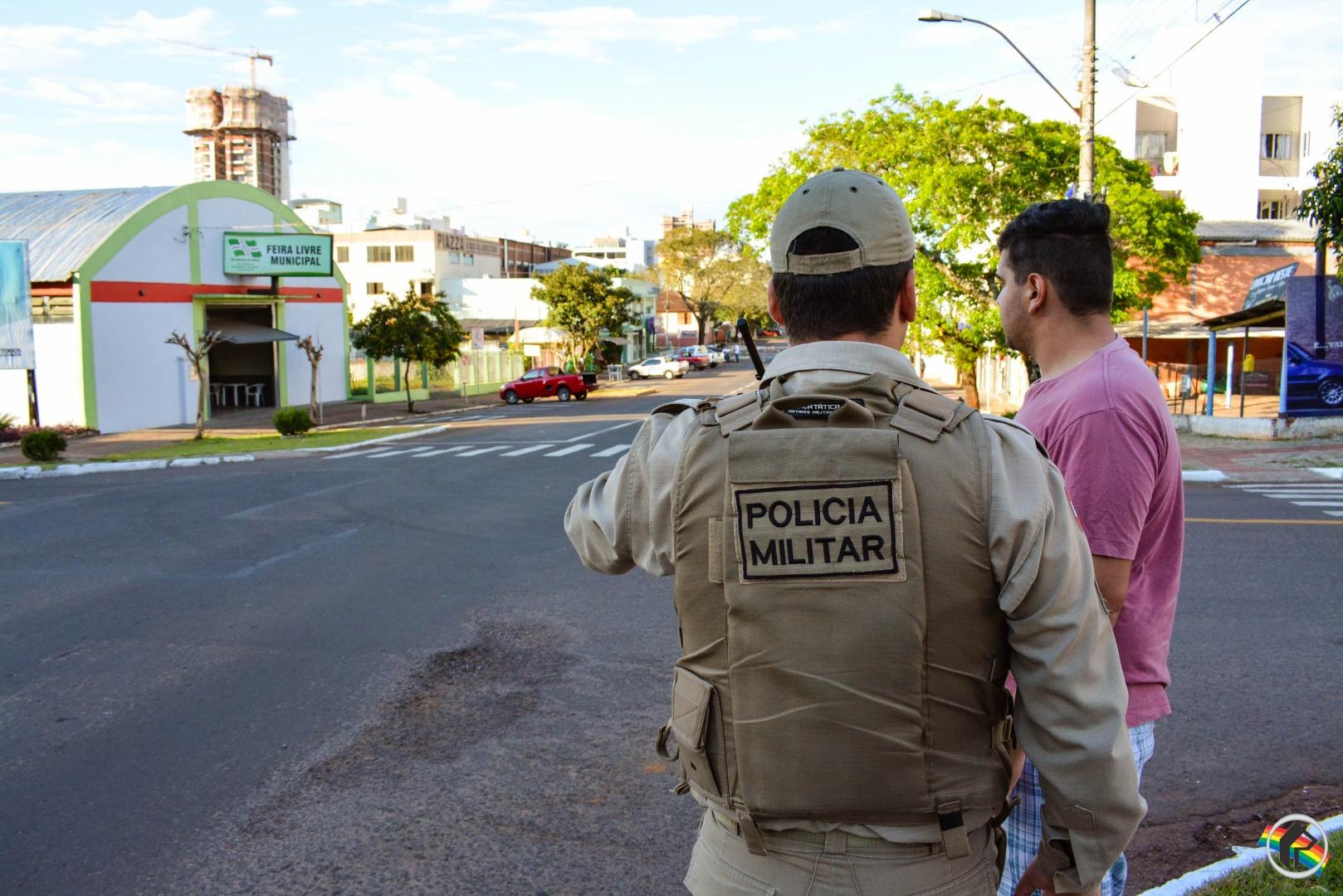 Estacionamento Rotativo entra em funcionamento em São Miguel do Oeste