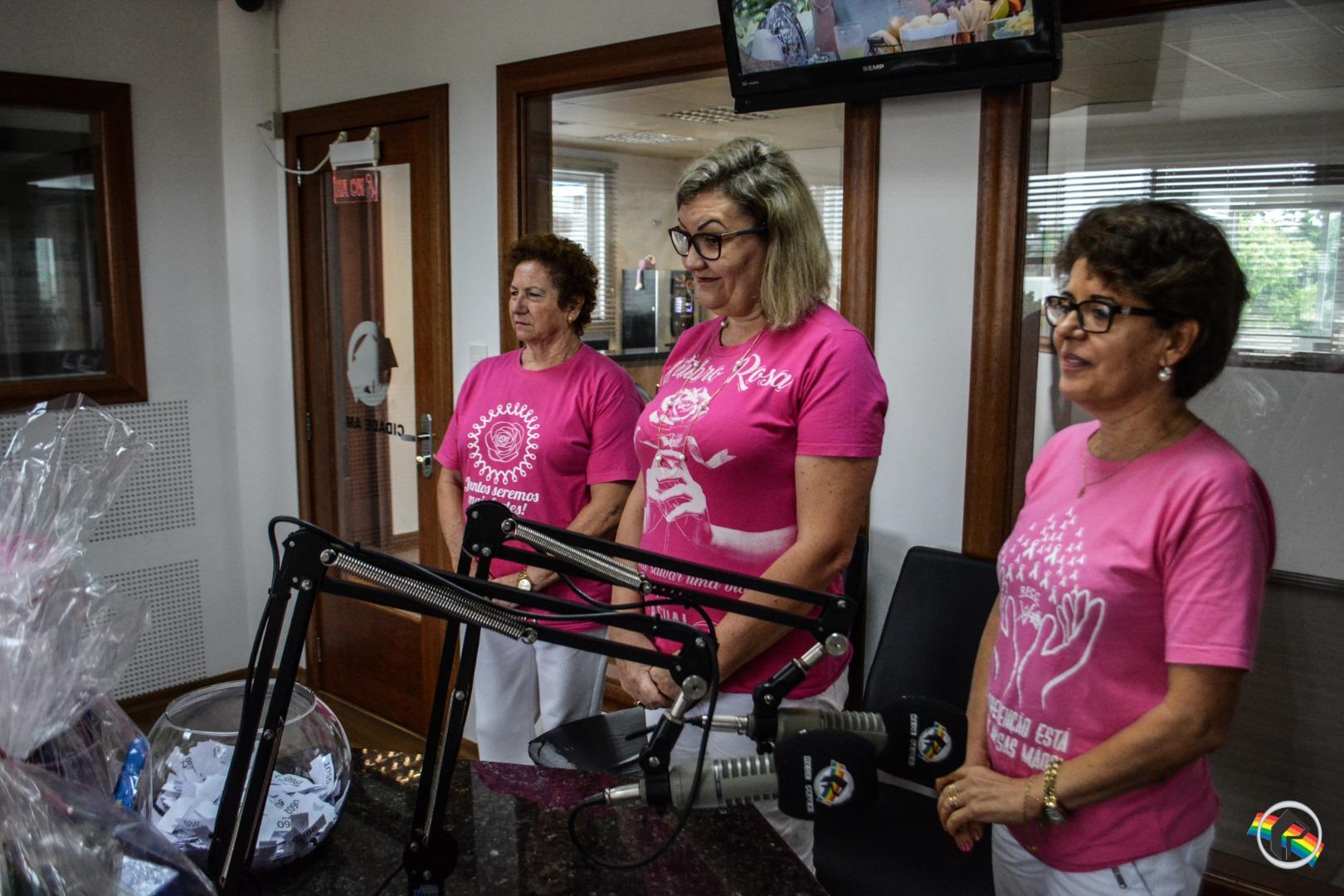 Rede Feminina realiza o sorteio de Ação Entre Amigos