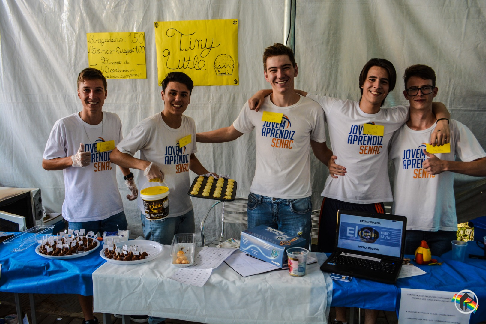 Faculdade Senac promove a Cantina da Aprendizagem