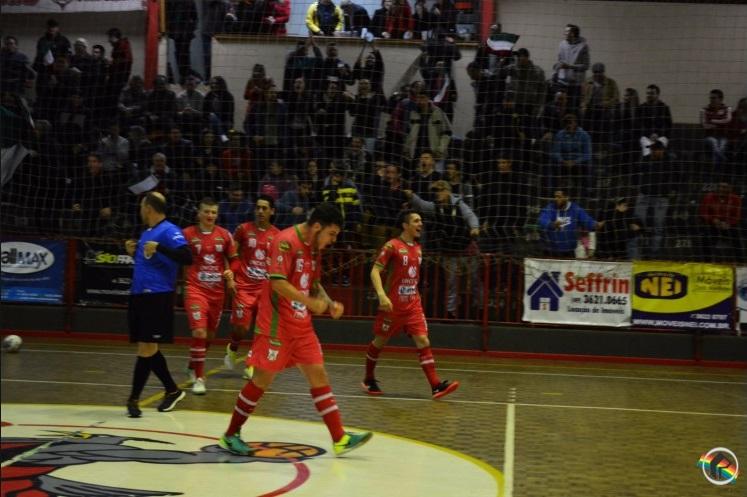Asme enfrenta o Guarany Futsal neste sábado em jogo decisivo