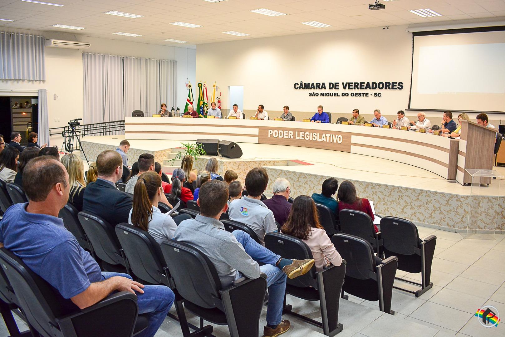 Câmara presta homenagem aos 30 anos da JCI
