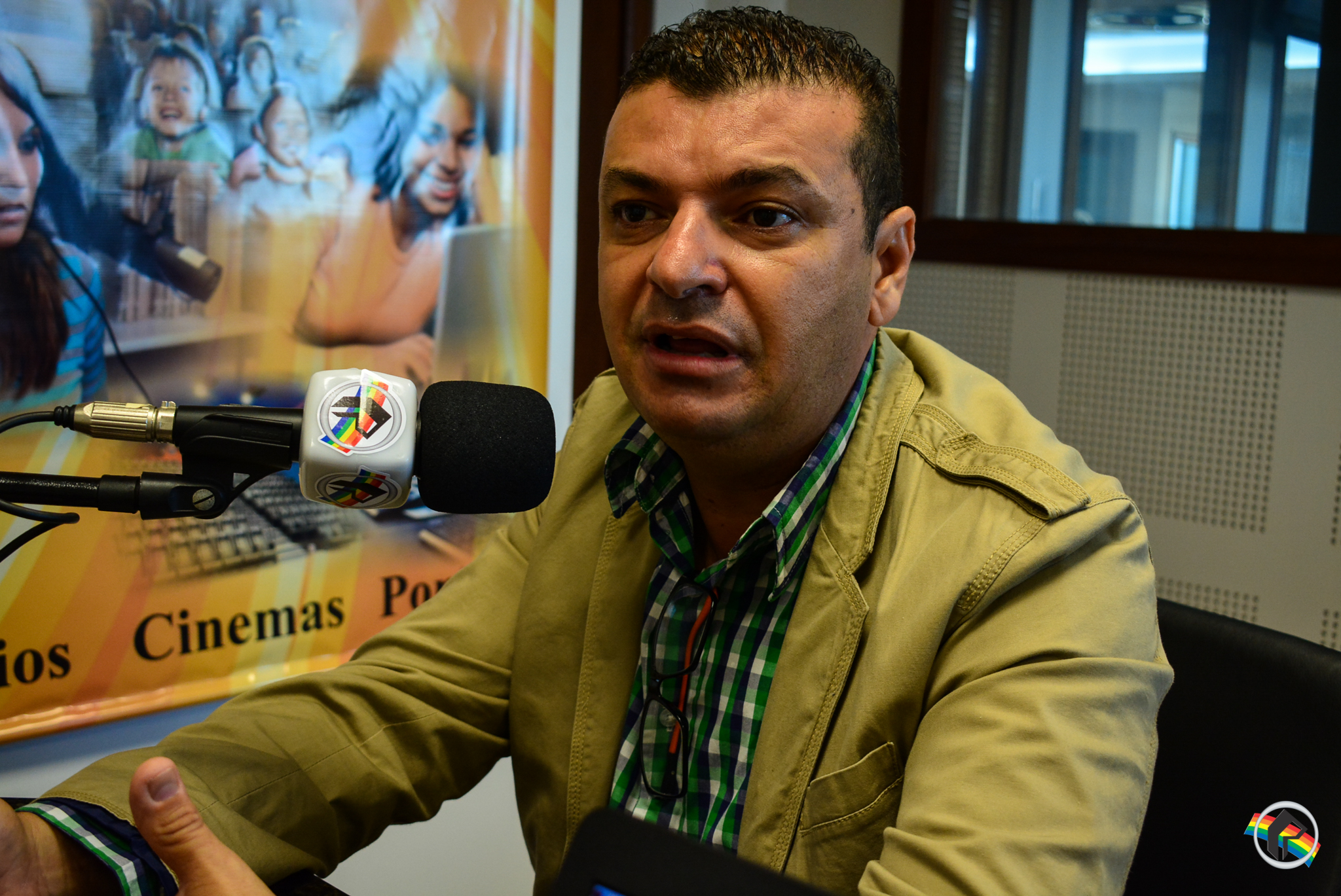 Vereador coloca nome à disposição de partido para candidatura a deputado federal