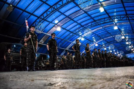14º RC/Mec programa atividades em comemoração aos 371 anos do Exército Brasileiro