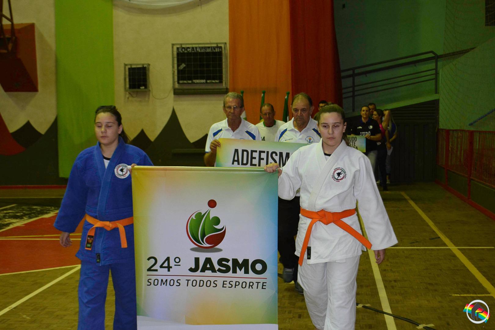 Com mais de 2 mil atletas,  tem início o 24º JASMO