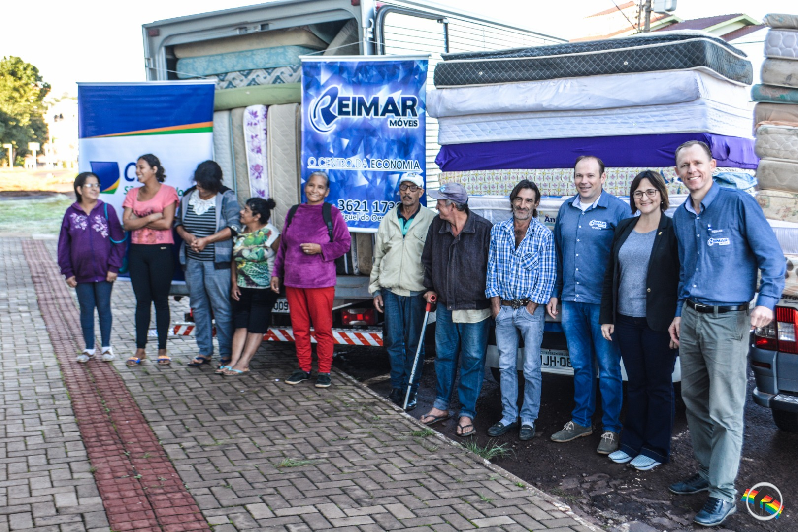 Festival dos Colchões beneficia famílias carentes do município