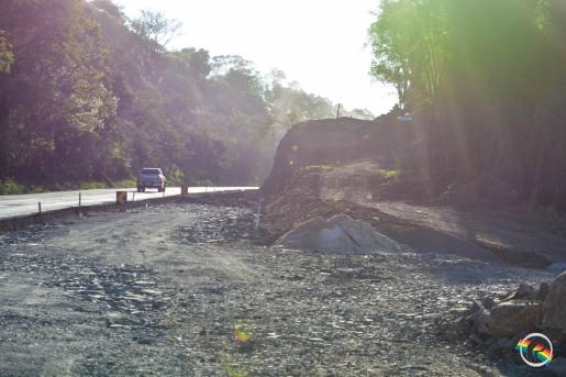 Trecho da BR-282 entre SMOeste e Chapecó está com 20% dos serviços concluídos