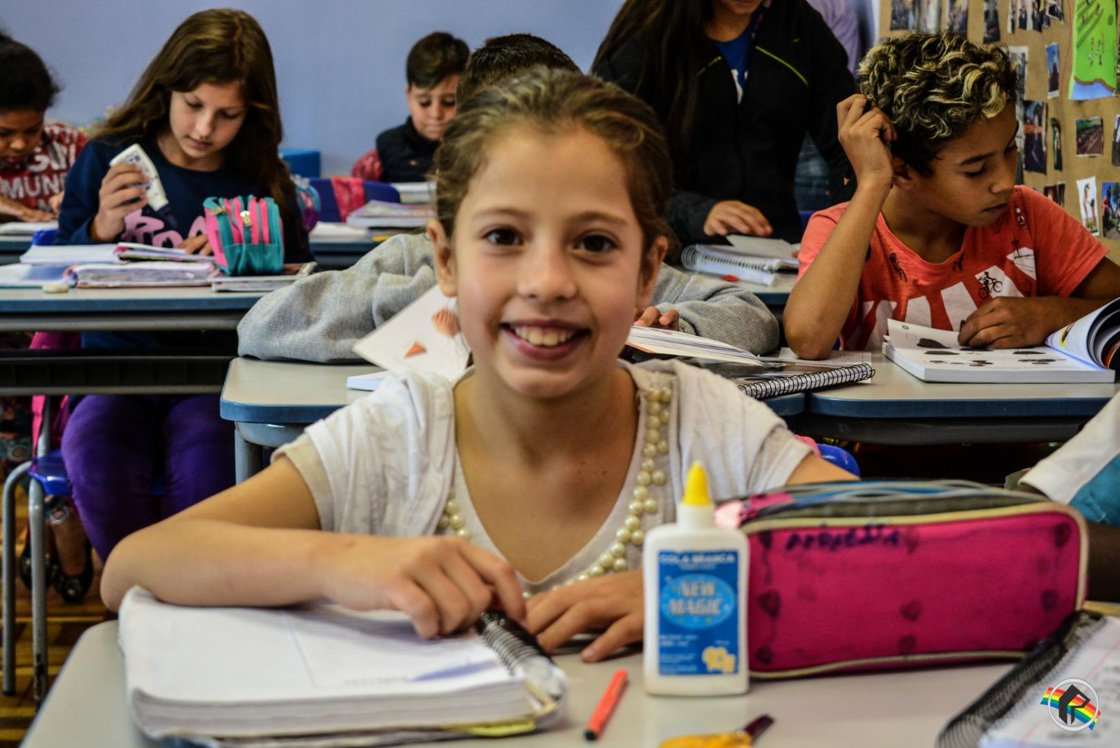 Escola Guilherme José Missen desenvolve o Programa Jeito Catarinense