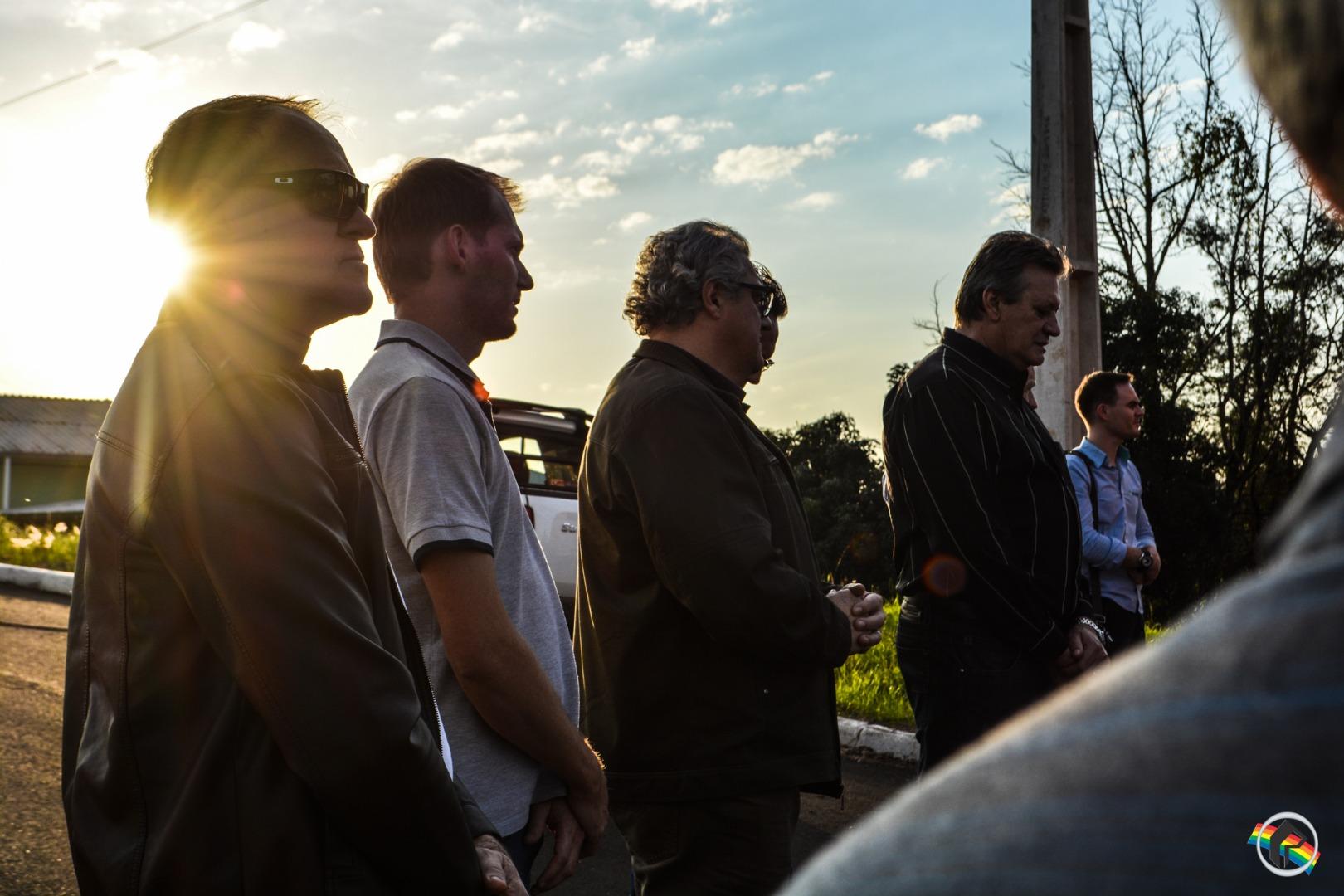 Loteamento Dona Lurdes Priori é inaugurado em São Miguel do Oeste