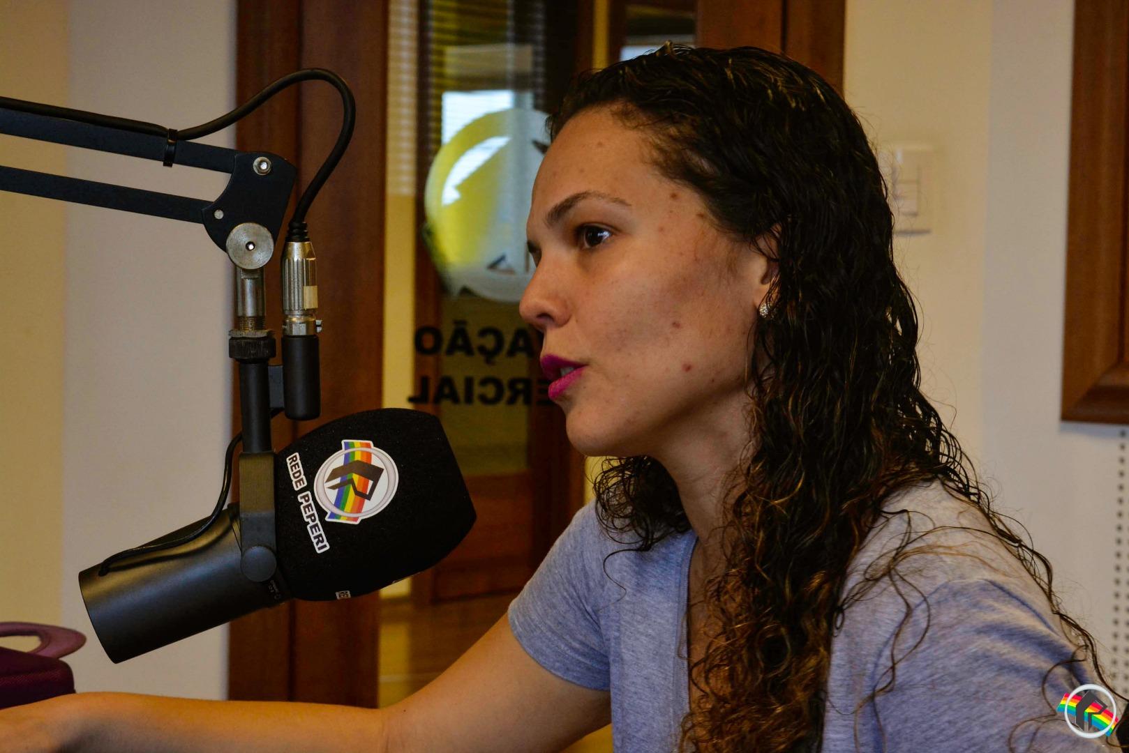 Engenheira Rebecca Pillar participa do Programa Mãos à Obra