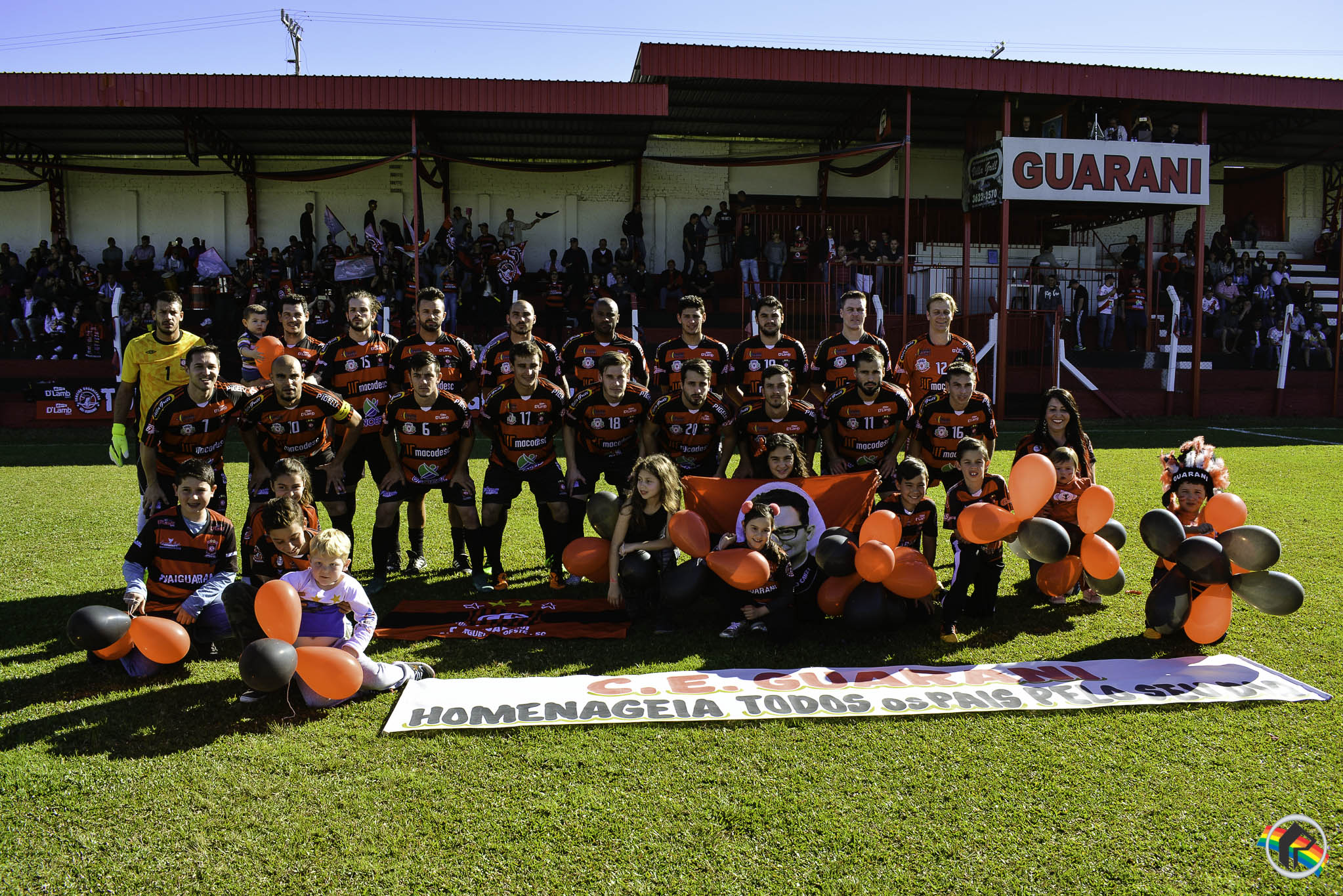 Peperi transmite Guarani direto de Tigrinhos neste domingo