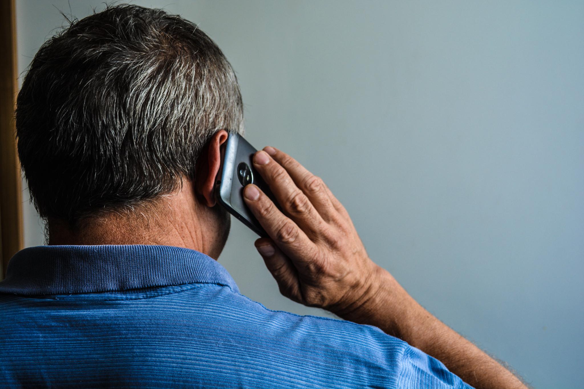 ÁUDIO: Peperi flagra tentativa de golpe por telefone