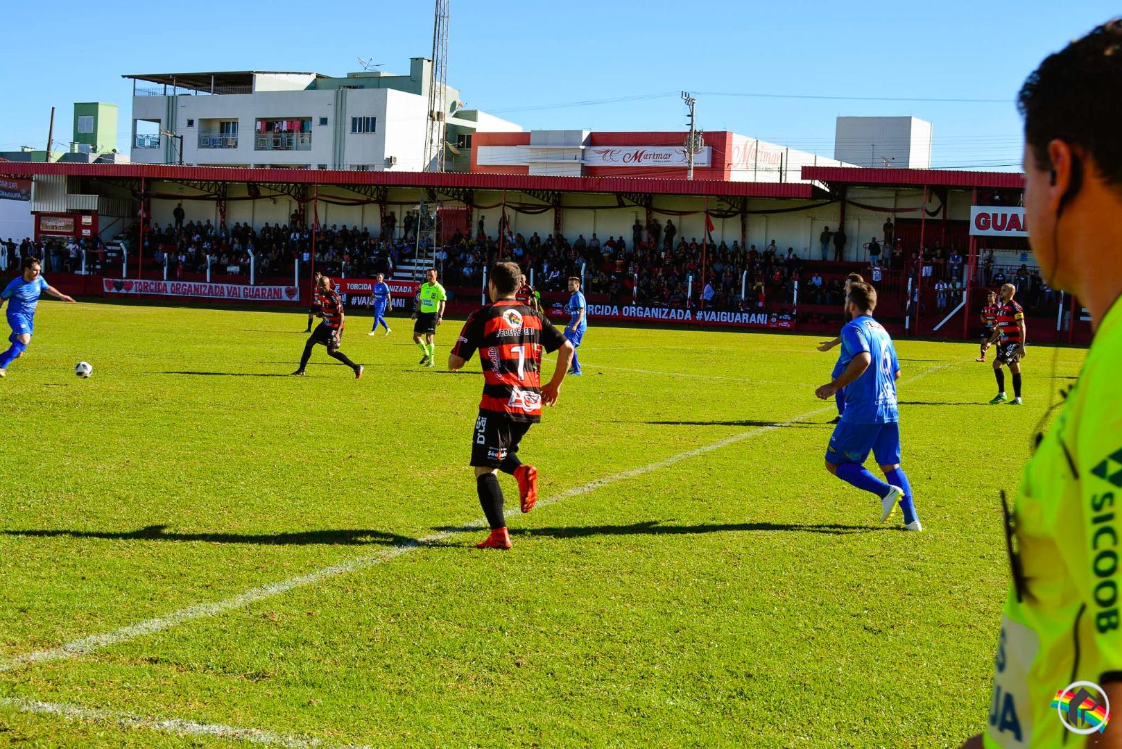 Guarani vence em casa pelo Estadual de Amadores