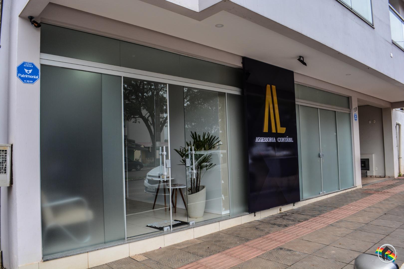 AL Assessoria Contábil reinaugura em São Miguel do Oeste