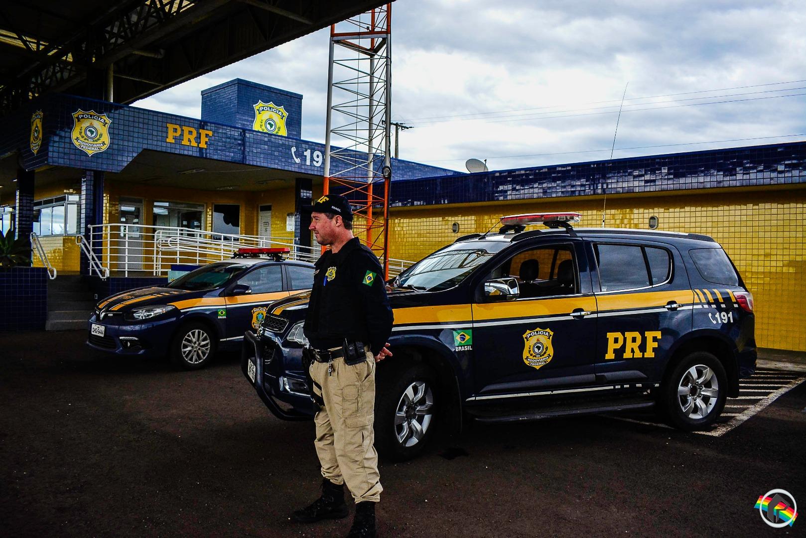 VÍDEO: PRF alerta para cuidados com buracos na BR-163