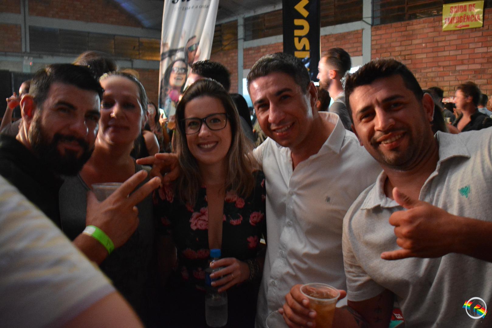 A batida contagiante de Alok empolga o público em São Miguel do Oeste